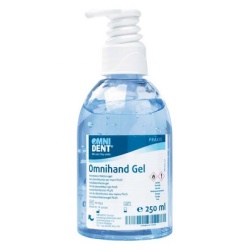 Omnihand Gel flaska 250ml