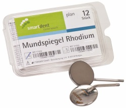 smart munspegel Rhodium Nr.4 plan 12st