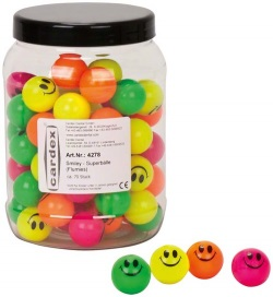Smiley-Superboll Flumies 70st