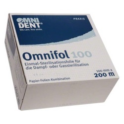 Omnifol 100 Sterifolie rulle 200m