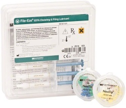 File-Eze 4x1,2ml spruta m.20 NaviTips Kit