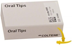 Coltene Oral tips gul 100st