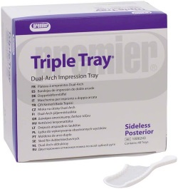 Triple Tray Sideless Posterior 48st