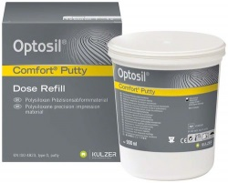 Optosil Comfort Putty Dose 900ml