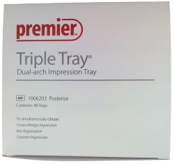 Triple Tray Posterior 48st