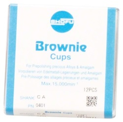 Brownie Cup CA 12st
