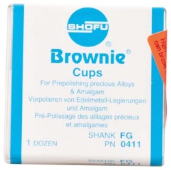 Brownie Cup FG 12st