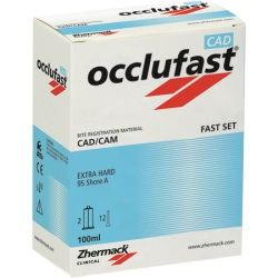 Zhermack Occlufast CAD set 2 x 50 ml