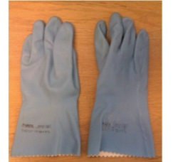 Bego Gloves 9-9½, blue