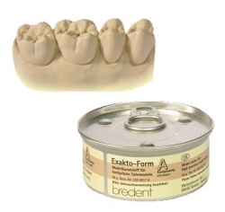 Bredent Exakto-Form Comp. A Light-Ivory 50gr