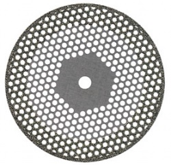 Edenta Superflex Disc röd nät 400.514.220
