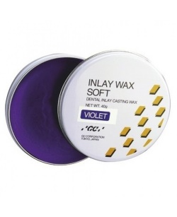 GC Inlay Wax Soft violet, 40g