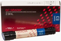 GC Gradia Enamel E3, 2,9ml
