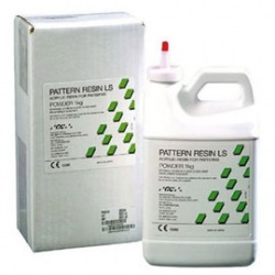 GC Pattern Resin LS pulver, 1000g
