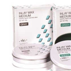 GC Inlay Wax Med. grey, 40g