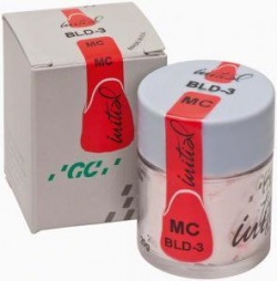 GC Initial MC Bleach Dentin BLD-3, Xwhite, 20g