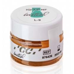 GC IQ LP NF Lustre Paste Enamel Effect L-9 orange 4g