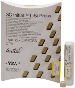 GC Initial LiSi Press MO-2, 5st