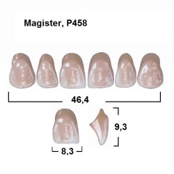 Magister Inc C3 458 ök