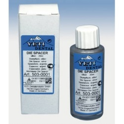 Yeti Die spacer klar 3my 20 ml