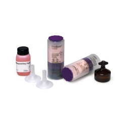 IvoBase Hybrid kit 20, pink-v implant