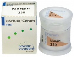 IPS e.max Ceram Margin 230, 20g