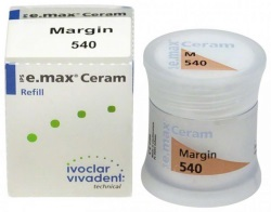IPS e.max Ceram Margin 540, 20g