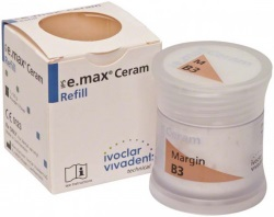 IPS e.max Ceram Margin B3, 20g