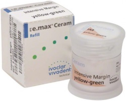 IPS e.max Ceram Int.Margin yel-green, 20g