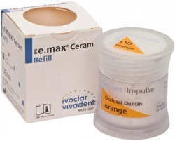 IPS e.max Ceram Occl. Dentin orange, 20g
