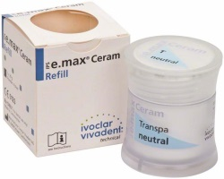 IPS e.max Ceram Transpa neutral, 20g