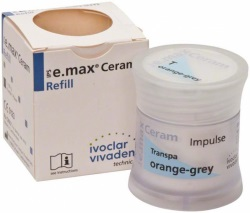IPS e.max Ceram Transpa orange-grey, 20g
