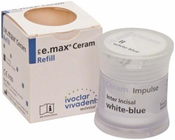 IPS e.max Ceram Inter Inc. white-blue, 20g
