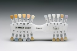 IPS e.max Ceram Impulse Shade Guide
