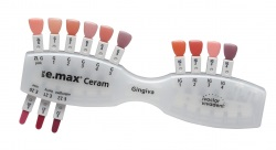 IPS e.max Ceram Gingiva Shade Guide