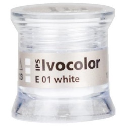 IPS Ivocolor Essence E01 White 1,8g