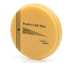 ProArt CAD Wax yellow 98.5-16mm
