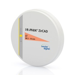 IPS e.max ZirCAD LT 4 98.5-14mm