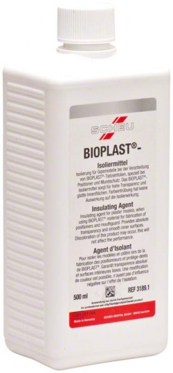 Scheu Bioplast isolering 500ml